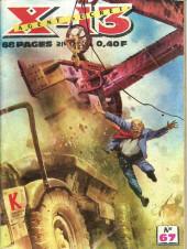 X-13 agent secret -67- Opération