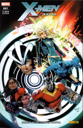 X-Men Extra (2e série) -1- Jusqu'à notre dernier souffle