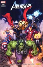 Avengers (Marvel France - 2019) -2- Avenger un jour, Avenger toujours