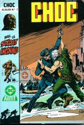 Choc 3e série (Arédit - Comics DC Pocket)