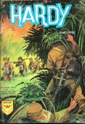 Hardy (2e série) -7- Commando sur la rivière