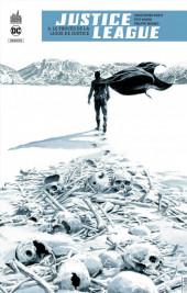 Justice League Rebirth -6- Le procès de la ligue de justice