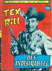 Tex Bill -HS05- Spécial 8/68 : Des indésirables