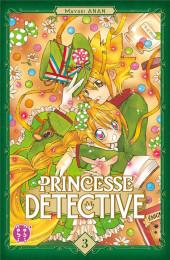 Princesse détective -3- Tome 3