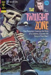 Twilight Zone (The) (Gold Key - 1962) -53- (sans titre)