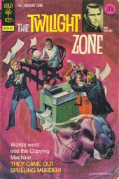 Twilight Zone (The) (Gold Key - 1962) -54- (sans titre)