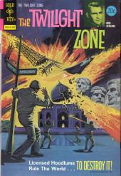 Twilight Zone (The) (Gold Key - 1962) -56- (sans titre)