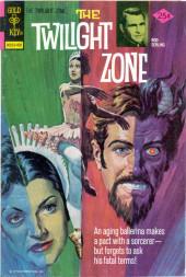 Twilight Zone (The) (Gold Key - 1962) -58- (sans titre)