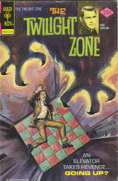 Twilight Zone (The) (Gold Key - 1962) -63- Going Up?