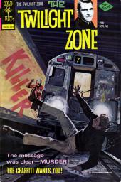 Twilight Zone (The) (Gold Key - 1962) -64- The Graffiti Wants You!
