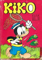 Kiko -14- Flop: Pan dans l'os!