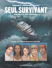 Seul survivant -3- Rex Antartica