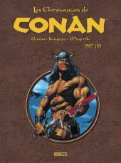 Les chroniques de Conan -24- 1987 (II)