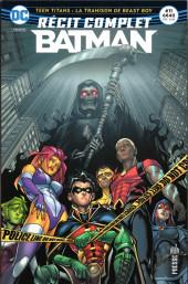 Batman - Récit Complet (DC Presse) -11- Teen titans : la trahison de beast boy
