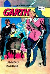 Garth (1re série) -3- L'anneau magique