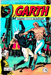 Garth (1re série) -5- Garth contre Blanchet