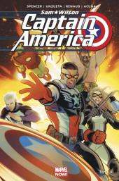 Captain America : Sam Wilson -4- Fin du chemin