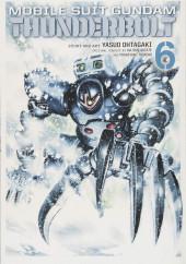 Mobile Suit Gundam - Thunderbolt -6- Tome 6