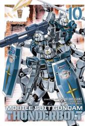 Mobile Suit Gundam - Thunderbolt -10- Tome 10