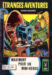 Étranges aventures (1re série - Arédit) -59- Maximort pour un mini-héros