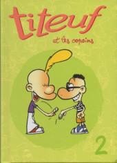 Titeuf (Publicitaire) -Quick2- Titeuf et les copains