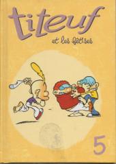 Titeuf (Publicitaire) -Quick5- titeuf et les bétises