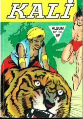 Kali -REC35- Album n°35 (130-131-132)