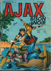 Ajax bison noir -4- Numéro 4