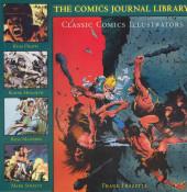 (DOC) The Comic Journal Library -5- Classic Comics Illustrators: Hogarth/ Heath/ Manning/ Schultz/ Frazetta.