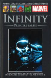 Marvel Comics - La collection (Hachette) -13196- Infinty - Première Partie