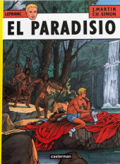 Lefranc -15a2016- El Paradisio