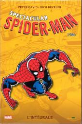 Spectacular Spider-Man (L'intégrale) -10- L'intégrale 1986