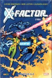 X-Factor (L'Intégrale) -1- 1986