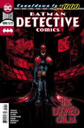 Detective Comics (1937), Période Rebirth (2016) -999- Mythology - The price you pay