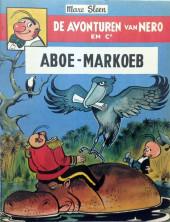 Nero (De Avonturen van) -4- Aboe-Markoeb