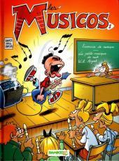 Les musicos -1- Tome 1