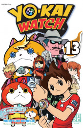 Yo-Kai watch -13- Tome 13