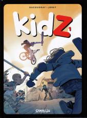 Kidz -1TL - Tome 1