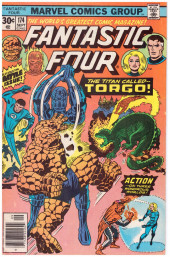 Fantastic Four (1961) -174- The Titan called.. Torgo!