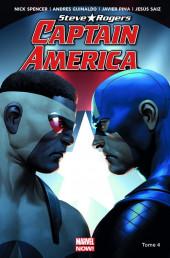 Captain America : Steve Rogers -4- Secret empire