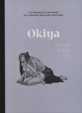 Les grands Classiques de la Bande Dessinée érotique - La Collection -7782- Okiya