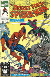Deadly Foes of Spider-Man (The) (1991) -1- Punishment and crime
