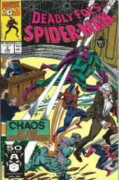 Deadly Foes of Spider-Man (The) (1991) -2- The price of justice