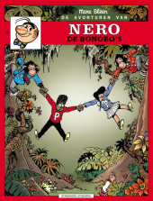 Nero (De Avonturen van) -159- De bonobo's
