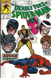 Deadly Foes of Spider-Man (The) (1991) -3- Shattered dreams