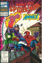 Amazing Spider-Man (The) (1963) -AN27- Prepare yourself for...Annex