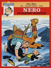 Nero (De Avonturen van) -140- De blauwe woestijn