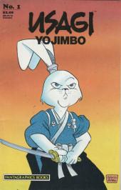 Usagi Yojimbo (1987) -1- No. 1