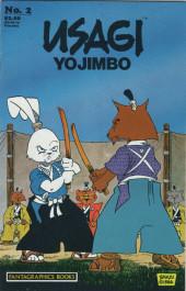 Usagi Yojimbo (1987) -2- No. 2