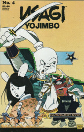 Usagi Yojimbo (1987) -4- No. 4